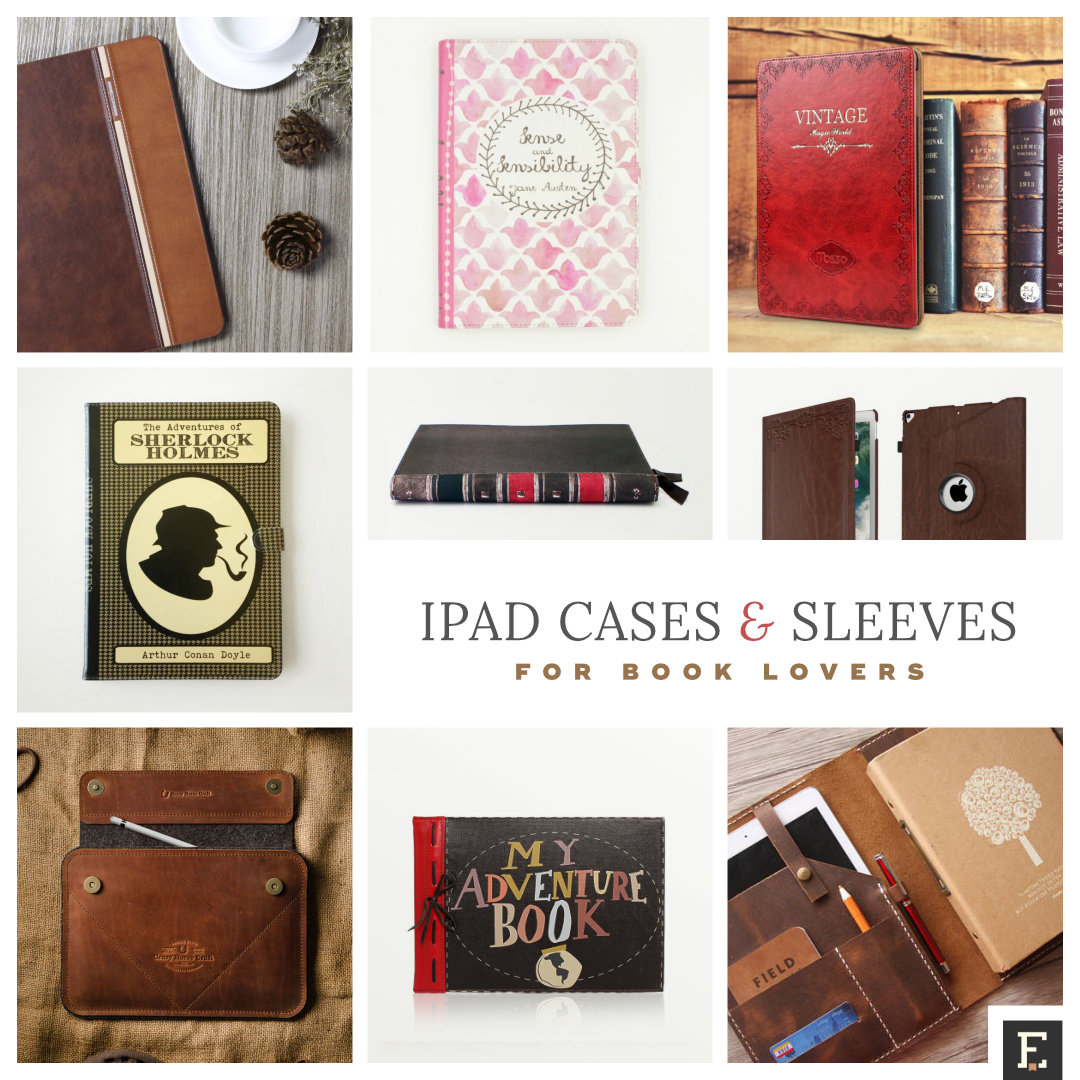 Best Ipad Book Cover : Ipad case covers and sleeves for a book nerd