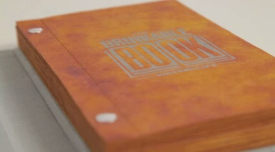 The drinkable book - picture 1