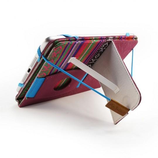 Tuff-Luv Embrace Plus Material Case Cover for iPad Mini
