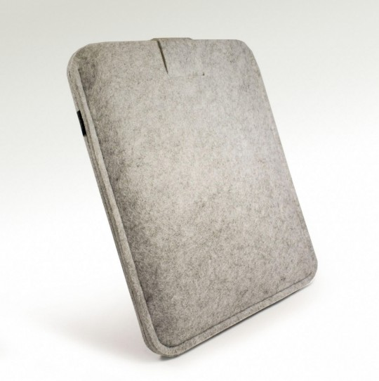 Tuff-Luv Felt Pull-Tab Cover for iPad 4, 3, and 2