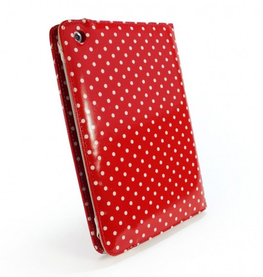 Tuff-Luv Oil Cloth Embrace Pro Case Cover for iPad Mini