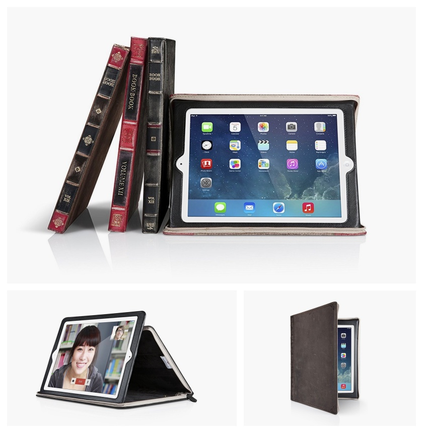 TwelveSouth BookBook iPad Case - for iPad and iPad Pro models