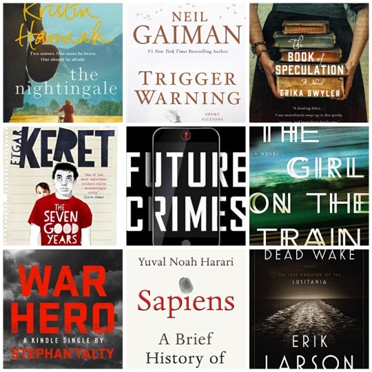 Amazon's best books of 2015 so far - our favorite titles