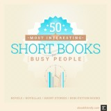 50 short books for busy people