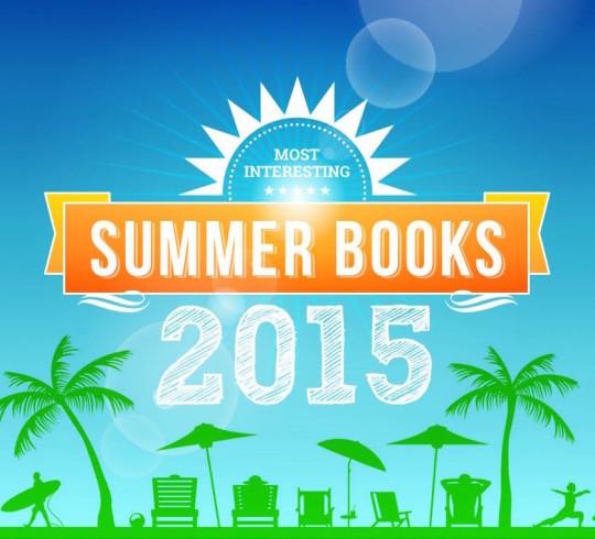 Best summer books 2015