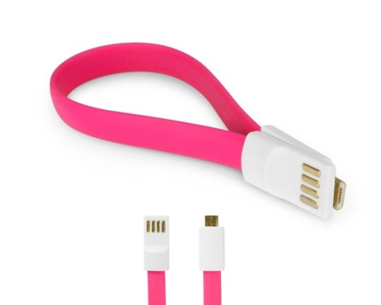 BoxWave Colorific Magnetic Mini Kobo Touch 2.0 Cable