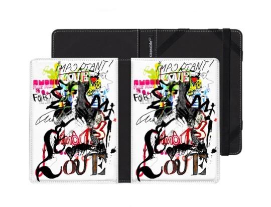 Caseable Love Kobo Glo Case