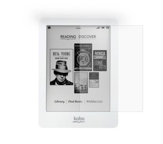 Evecase Screen Protector for Kobo Glo