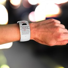 Farago Design - reading app on a smartwatch - picture 2