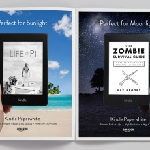 Kindle Paperwhite campaign - image 2
