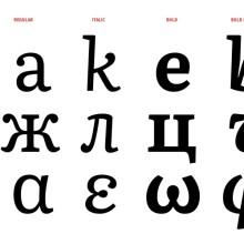 Literata - font variants