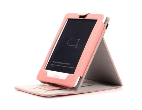 Mulbess Stand Case for Kobo Glo and Glo HD