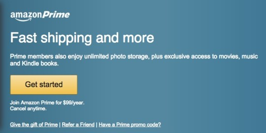 Amazon Prime - is free trial still offered?