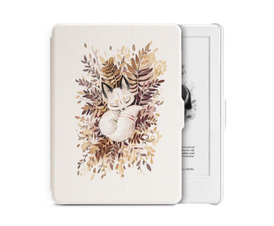 Ayotu Colorful Shell Case for Kindle 8 2016 release