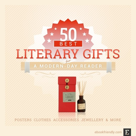 50 best literary gifts for a modern day book lover fandeluxe