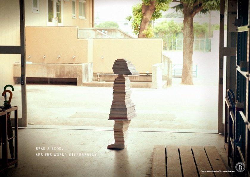 Books Build Children ad campaign - picture 3