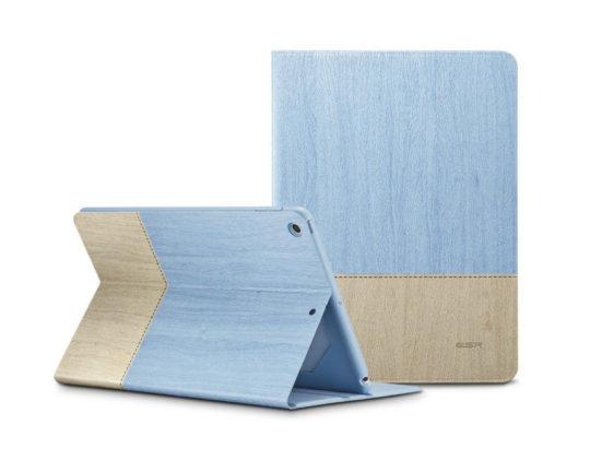 ESR Slim-fit Folio Case for iPad 2017 model