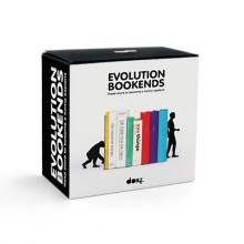 Evolution bookends - packaging