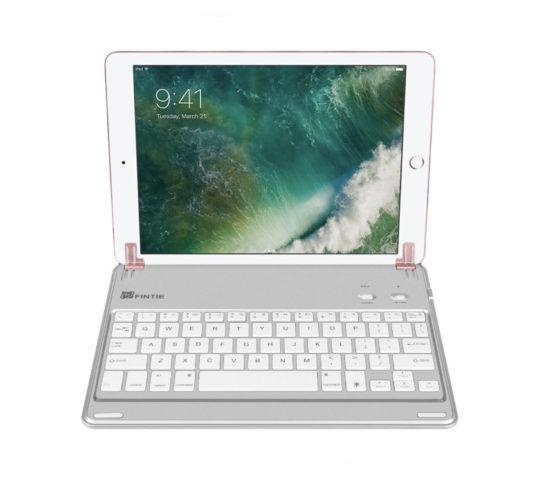 Fintie Slim Keyboard Case for Apple iPad 9.7 2018 release