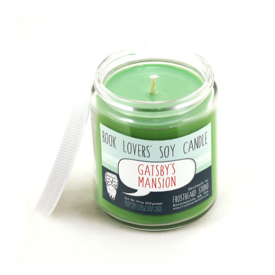 Gatsby's Mansion Soy Candle