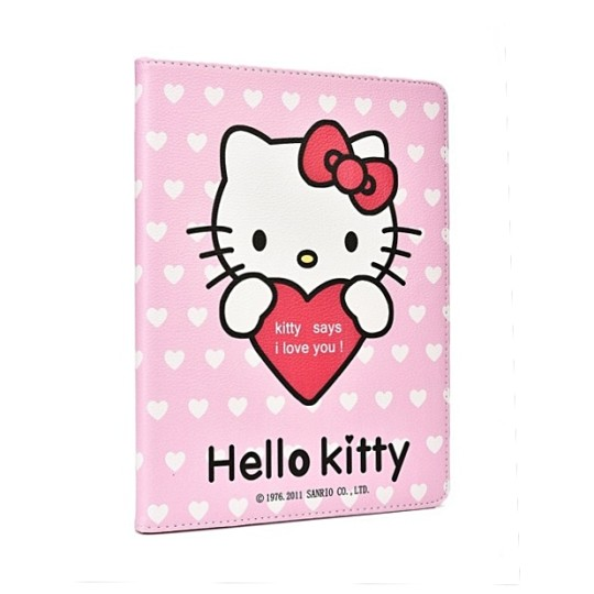 Hello Kitty Apple iPad Air Folio Case