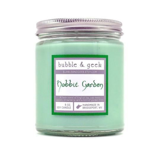 Hobbit Garden Scented Candle