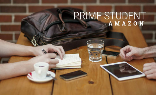Join Amazon Prime Student