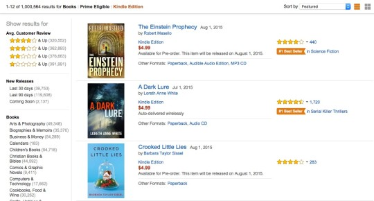 Kindle Owners' Lending Library - browse Prime eligible Kindle books