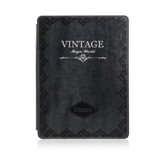 Mosiso Retro Book Case for iPad Air 2