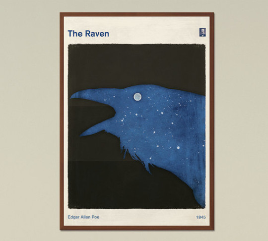 Red Hill book posters - The Raven