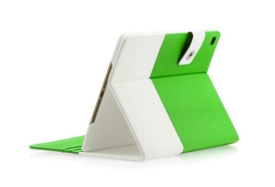 SaveIcon Hybrid iPad Air 2 Folio Case