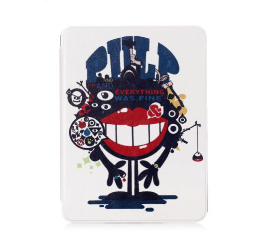 Savyou Form-Fitting Shell Case for Kindle 8 2016