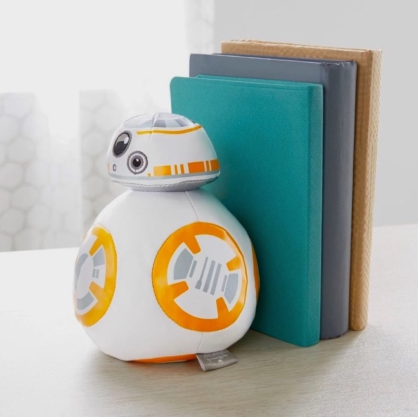 Star Wars BB-8 weighted bookend