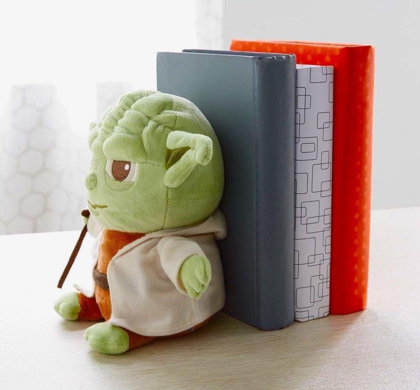 Star Wars Yoda book stop