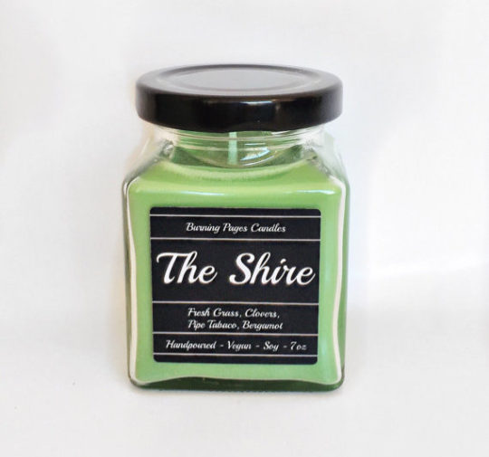 The Shire Scented Candle