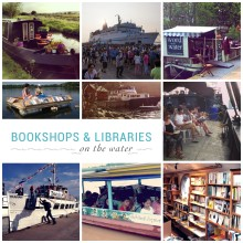 Best #bookshops and #libraries on the water