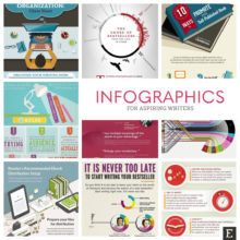 Best tips for aspiring writers in 14 helpful infographics