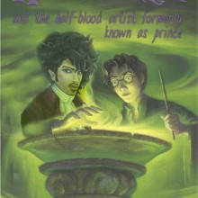Harry Potter and the Half-blood Artist Formerly Known as Prince