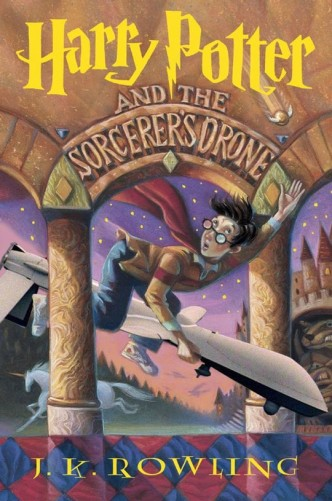 Harry Potter and the Sorcerer's Drone
