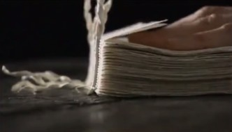 The art of making a book - video