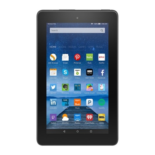 Amazon Fire 7 - front