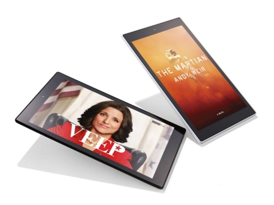 Amazon Fire HD 10 - movies and TV series