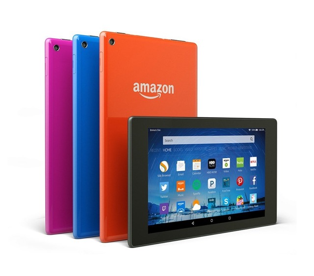 Amazon Fire HD 8 - family