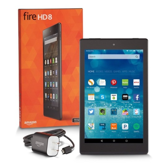 Amazon Fire HD 8 - packshot