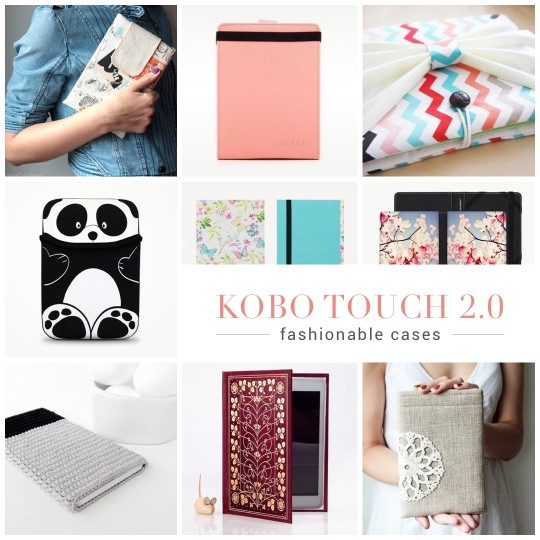 Best Kobo Touch 2.0 cases