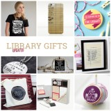 20 most delightful library-themed gifts
