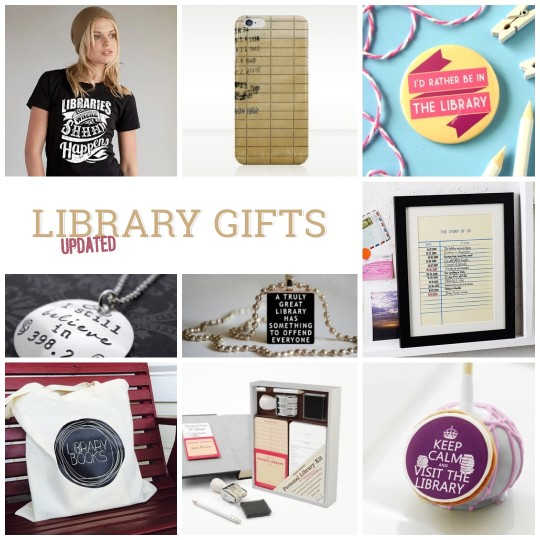 Best gifts that show your love for #libraries and #librarians