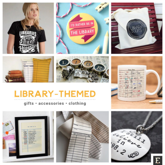 Best library gifts, accessories, and ideas