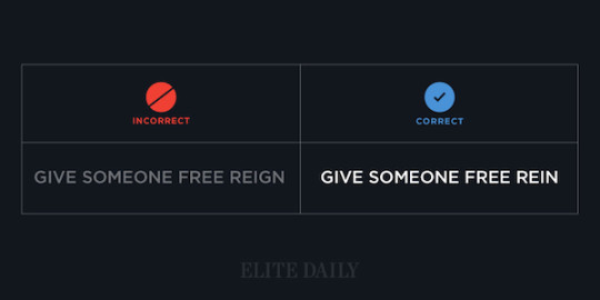 Common English phrases - Give someone free rein