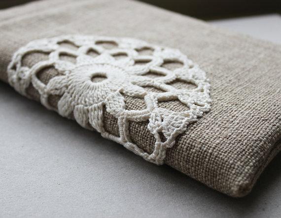 Gala Born Crochet Lace Kobo Sleeve - picture 3